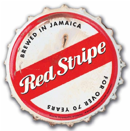 Click and go to Red Stripe.com